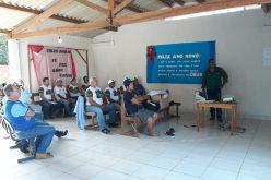 SEDAM/CV e SENAR oferecem curso sobre piscicultura a pequenos produtores do Santo Antônio da Fartura