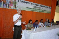 Conferência Municipal do Idoso será realizada na próxima sexta-feira em Campo Verde