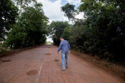 Prefeitura de Campo Verde iniciará recuperação da MT-344 após o Carnaval