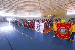 Fase Municipal dos Jogos Escolares começa na próxima segunda-feira