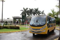 Prefeitura adquire ônibus para Secretaria de Educação
