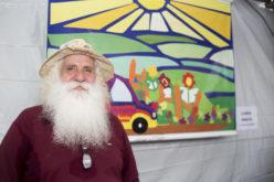 """""""Papai Noel dos Livros"""" diz que Feira Literária de Campo Verde é exemplo para Mato Grosso"""