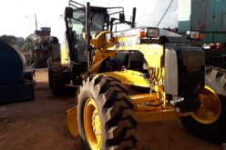 Prefeitura de Campo Verde adquire motoniveladora para Secretaria de Obras