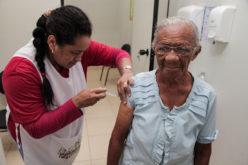 """SMS de Campo Verde projeta imunizar 2,5 mil pessoas contra a gripe no """"Dia D"""""""