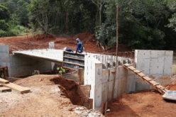 Município planeja investir na construção de mais pontes de concreto