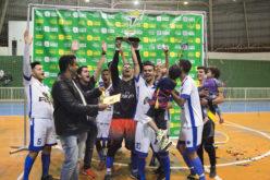 Marreco fica com o título da VII Taça Cidade de Futsal na masculina