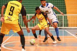 Taça Cidade de Futsal chega às quartas-de-final