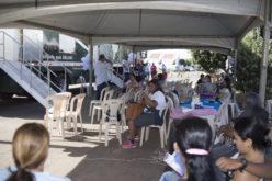 Carreta do Hospital de Amor realiza atendimento em Campo Verde