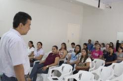 Profissionais da Secretaria de Saúde participam de palestra sobre Saúde Mental