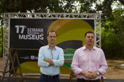 """Prefeito Fábio participa da abertura de """"Semana de Museus"""""""
