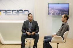 Prefeito Fábio é entrevistado pela TV Centro América