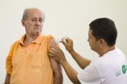 Vacinação contra gripe vai até dia 31 de maio