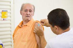 """Saúde divulga números do """"dia D"""" de vacinação contra a gripe em Campo Verde; campanha vai até 31 de maio"""