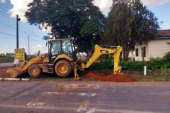 Águas de Campo Verde inicia obras visando melhorias no abastecimento