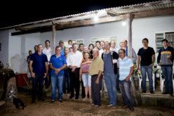 Líder do Governo na AL, Dilmar Dal Bosco garante apoio a produtores que lutam pela posse da terra na Agrovila João Ponce de Arruda