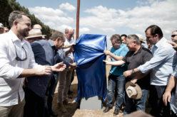"""""""Rodovia vai trazer muitas riquezas paras o Município"""", diz prefeito em exercício durante inauguração de trecho pavimentado da MT-244"""