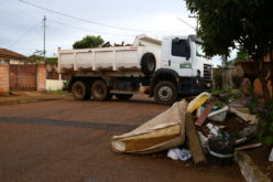Vigilância Ambiental fará mutirão de limpeza no Jardim América na próxima semana