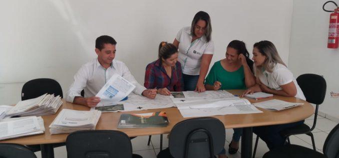 Secretaria de Habitação finaliza regularização fundiária no Recanto do Boque II