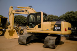 Prefeitura adquire mais uma retroescavadeira hidráulica para a Secretaria de Obras e Viação