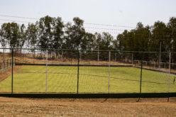 Campo de futebol society será inaugurado no Assentamento 28 de Outubro