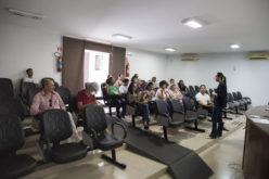 Secretaria de Planejamento realiza reunião com representantes dos conselhos municipais