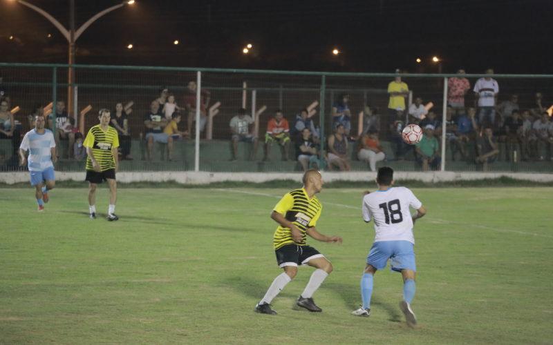 Rodada da Copa Comércio teve 11 gols marcados