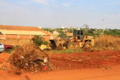 Mutirão de limpeza será realizado no São Lourenço na próxima semana