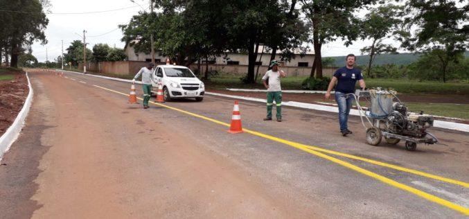 Prefeitura conclui obras no Santo Antônio da Fartura