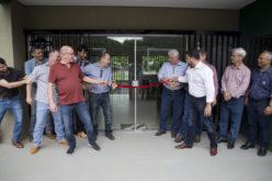 Inauguração de Núcleo de Capacitação representa avanço na qualificação de mão-de-obra