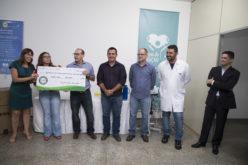 SR repassa parte do lucro da Expoverde ao Hospital Municipal Coração de Jesus
