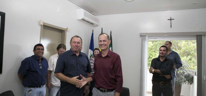 Vice-prefeito, Milton Garbugio assumirá a administração de Campo Verde a partir do dia 3