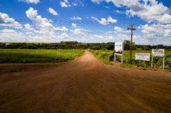 Estrada municipal que liga a BR-070 à Granja Campo Verde será pavimentada