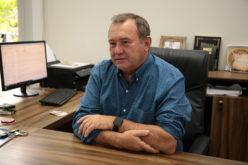 Em reunião com o vice-governador de Mato Grosso, prefeito Milton Garbugio trata da pavimentação da MT-140