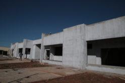 Obras da creche no Santa Rosa/Jardim América estão com 55% executados