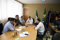 Escritura da área para construção da nova delegacia de Polícia Civil de Campo Verde é entregue ao secretário de Segurança Pública