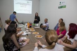 Secretaria de Planejamento realiza reunião de trabalho com conselheiros municipais