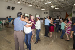 CAI inicia atividades de 2020 com baile para os idosos