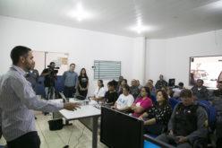 Secretaria de Saúde de Campo Verde realiza palestra sobre saúde mental para policiais militares