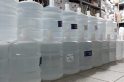 Secretaria de Saúde de Campo Verde recebe 1,5 mil litros de álcool 70%