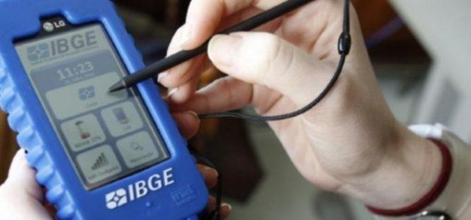 IBGE abre 44 vagas em Campo Verde para o Censo 2020