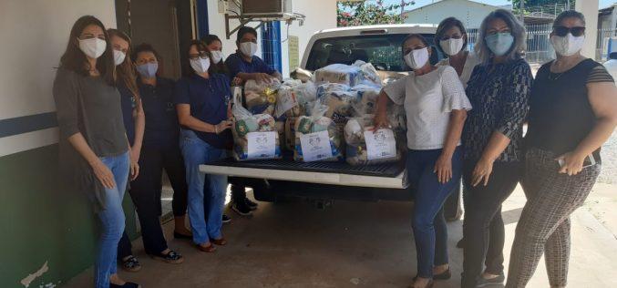 CRAS de Campo Verde recebe cestas básicas do Governo do Estado