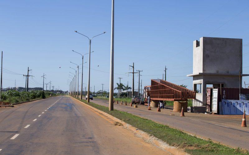 Trânsito será parcialmente interditado na saída para Chapada dos Guimarães