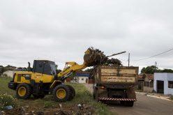 Mutirão de limpeza será realizado no Jupiara a partir da próxima segunda-feira