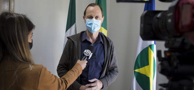 Prefeito anuncia toque de recolher e mudanças nas regras restritivas ao novo coronavírus