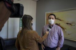 Maioria dos pacientes com Covid-19 em Campo Verde apresenta sintomas leves da doença