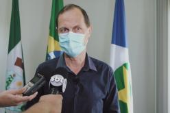 Prefeito Fábio fala sobre o aumento no número de casos de Covid-19 em Campo Verde e pede mais conscientização da população