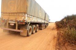 Governo autoriza início da pavimentação de 15 km na MT-140, em Campo Verde