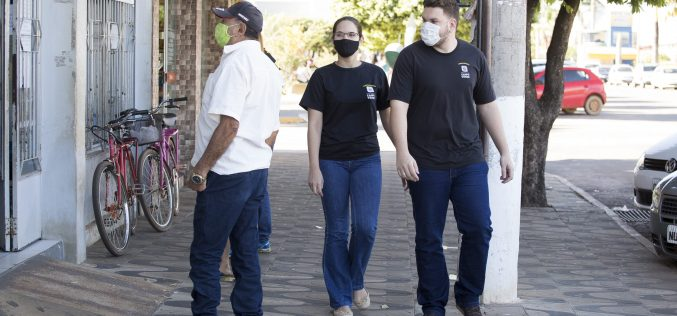 Em menos de 20 dias, 20 multas foram aplicadas por descumprimento às regras de combate ao novo coronavírus em Campo Verde