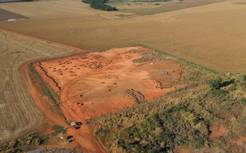 Recuperação da área do antigo lixão trará ganhos ambientais para Campo Verde