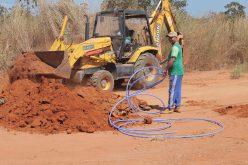 Sistema de distribuição de água do Santo Antônio da Fartura recebe melhoria